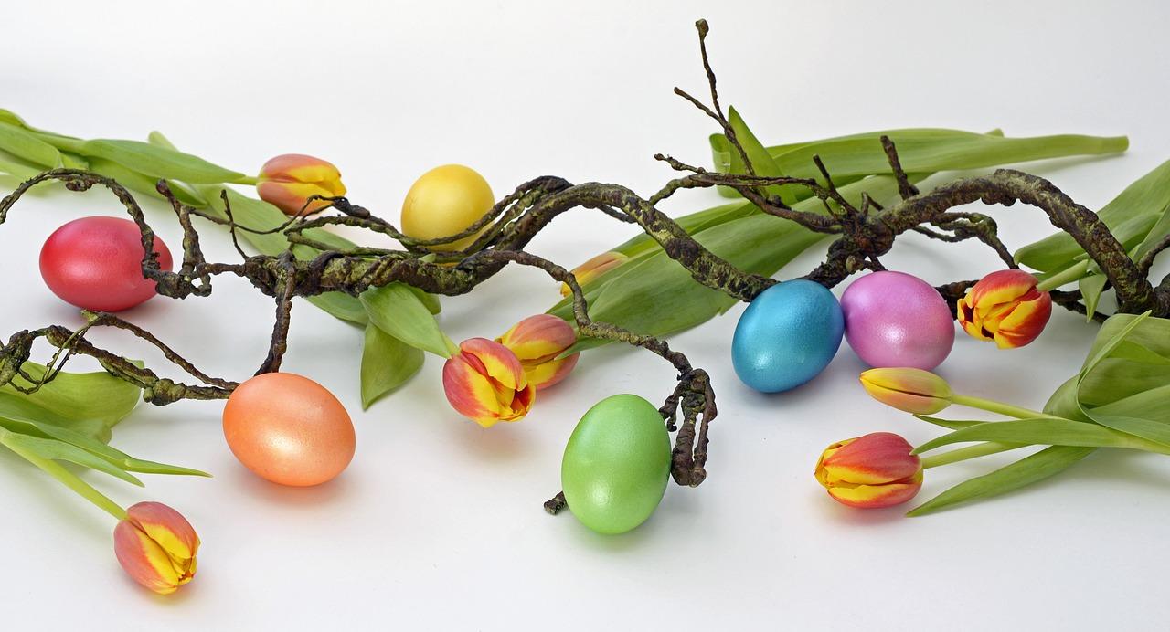 Idee di riciclo per Pasqua