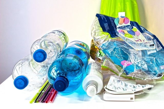 Idee di riciclo con la plastica